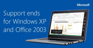 Windows XP End of Support